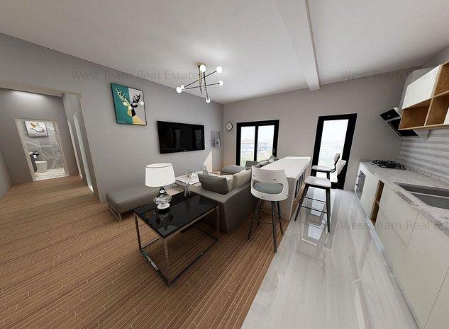 Apartamete 2- camere zona Torontalului! - imaginea 1