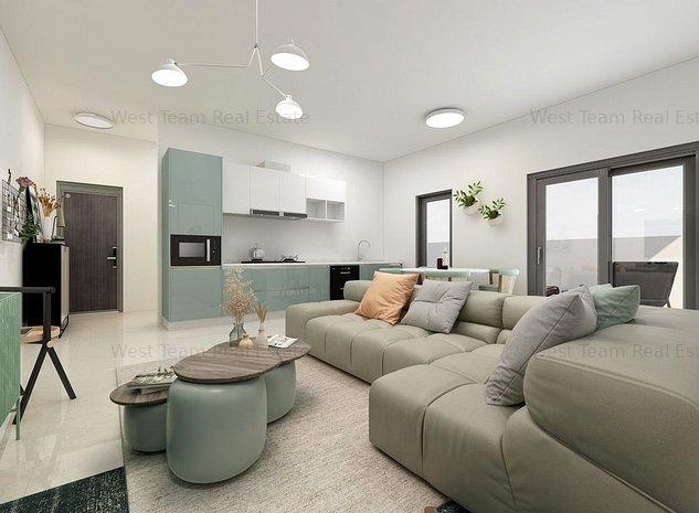 Apartament 2 camere, zona Torontalului! comision 0% - imaginea 1