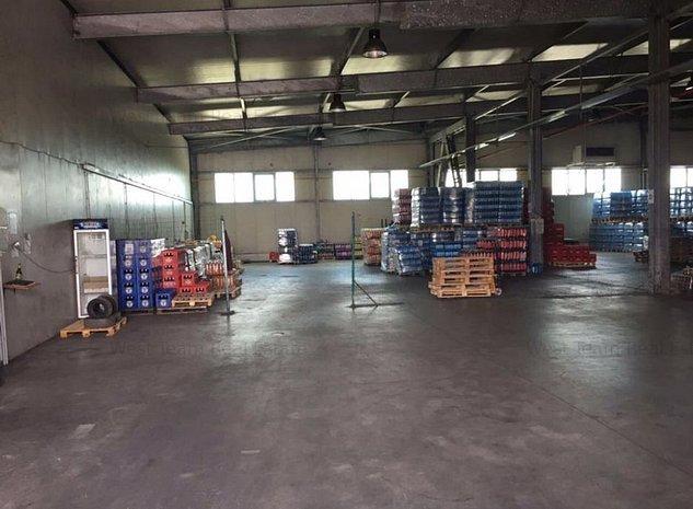 Hala Depozitare/Productie, Zona Mehala - imaginea 1