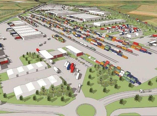 Spatii productie, depozitare, birouri si teren in Freidorf Industrial - imaginea 1