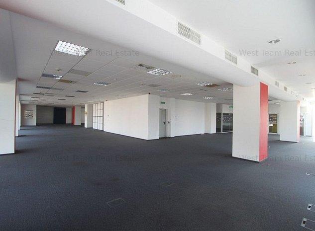 Spatiu de birouri clasa A, zona Iulius Town (8 euro/mp) - imaginea 1