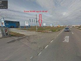 Teren constructii de vânzare, în Oradea, zona Centura