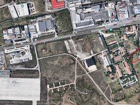 Teren constructii de vânzare, în Sibiu, zona Aeroport