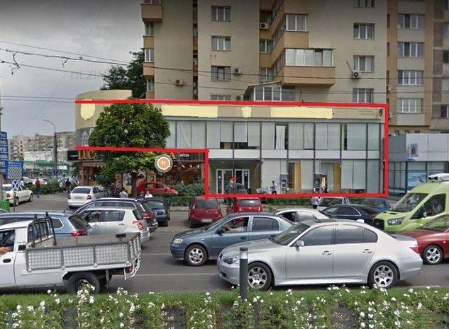Inchiriez spatiu comercial stradal 750 mp Bd. Iuliu Maniu, Lujerului - imaginea 1