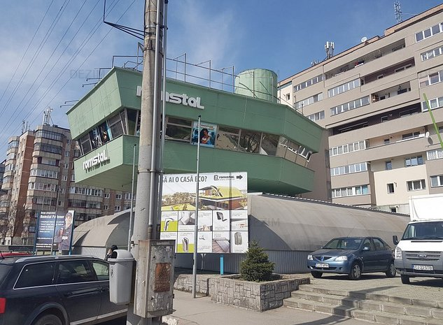 Inchiriez spatiu comercial parter strada Aurel Vlaicu 715 mp - imaginea 1