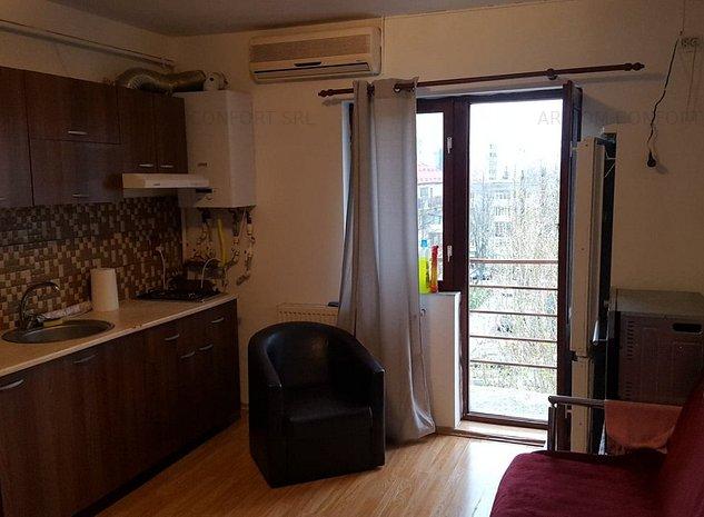 Inchiriere Garsoniera Dubla- Duplex, 34mp, Berceni-Aparatorii Patriei - imaginea 1