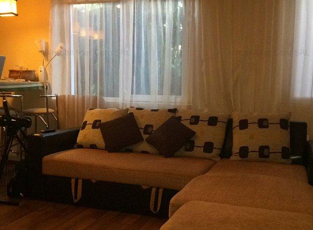 apartament cu o camera zona strazii paris - imaginea 1