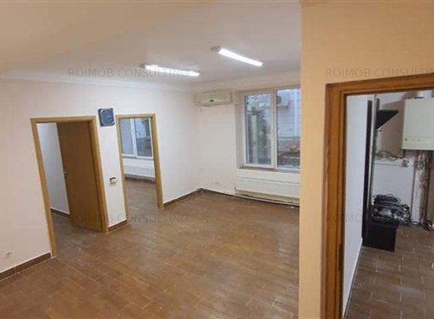 Cismigiu, Universitate, spatiu birouri 80 mp, renovat - imaginea 1