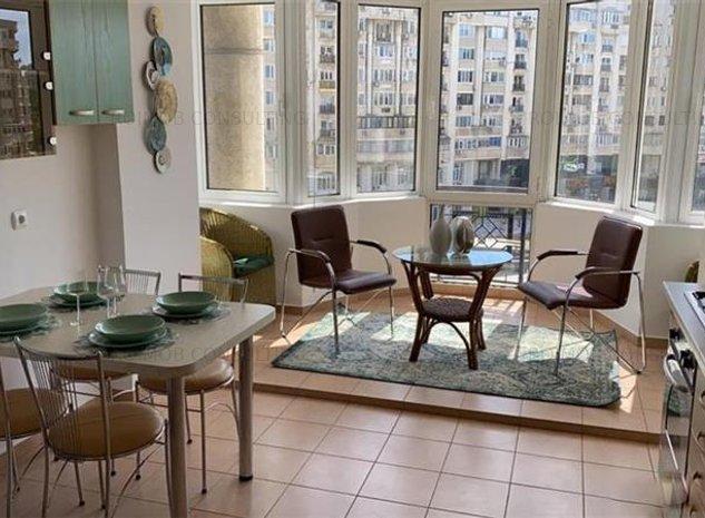 Inchiriere apartament 2 camere, Decebal - Piata Muncii - imaginea 1