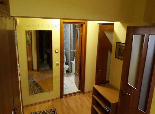 Apartament 3 camere mobilat si utilat,bloc reabilitat,Stefan cel Mare - imaginea 1