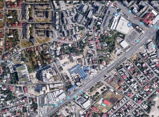 Mihai Bravu metrou, teren 272 mp cu deschidere 16 ml - imaginea 1