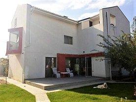 Casa de închiriat 6 camere, în Domnesti, zona Central