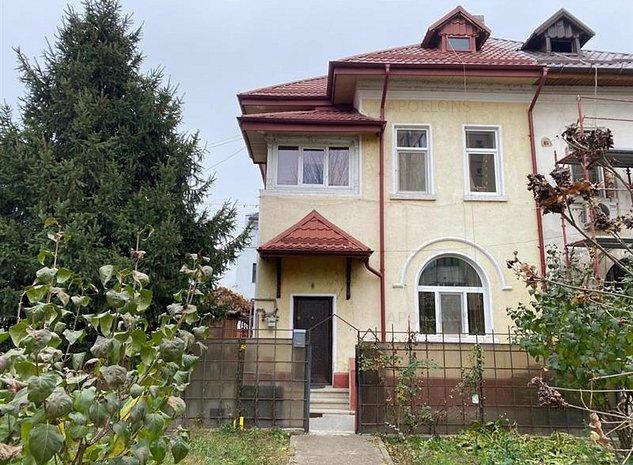 Vanzare Vila deosebita 5 camere Timpuri Noi, Bucuresti - imaginea 1