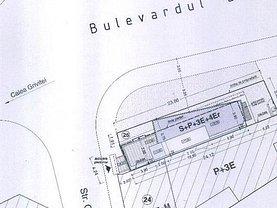 Teren constructii de vânzare, în Bucuresti, zona P-ta Romana