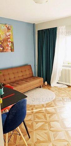 Vanzare 3 camere Unirii Fantani,vedere Casa poporului - imaginea 1