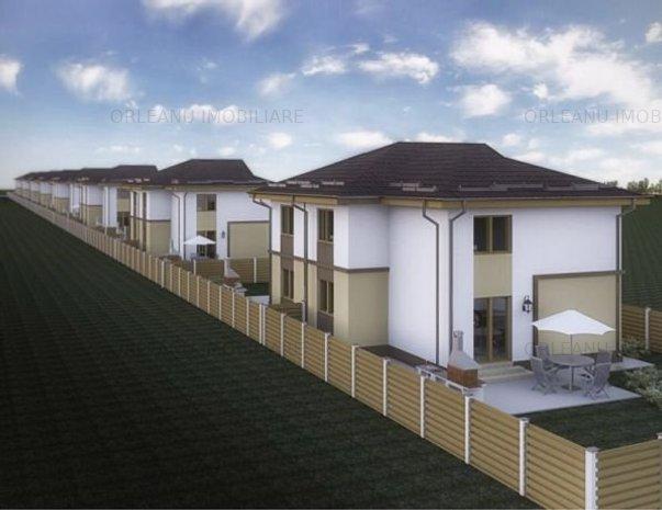 Vanzare Duplex Clinceni Domnesti Prelungire Ghencea Bragadiru - imaginea 1