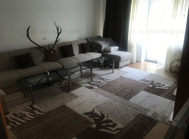 Apartament 2 camere confort sporit, mobilat si utilat modern zona Centru Civic - imaginea 1