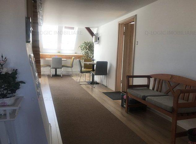 Penthouse 6 camere mobilat si utilat lux zona Centru Istoric - imaginea 1