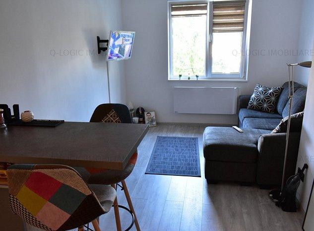 Apartament 2 camere mobilat si utilat modern zona Grivitei - imaginea 1