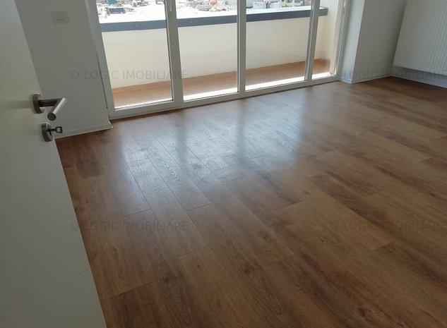 Apartament 2 camere pretabil sediu firma zona CORESI - imaginea 1