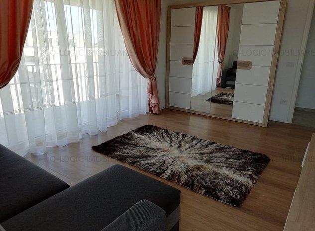Apartament 2 camere mobilat si utilat nou zona CORESI - AVANTGARDEN - imaginea 1