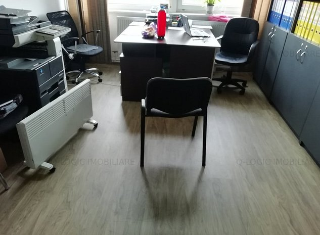 Spatiu birouri zona AFI - imaginea 1