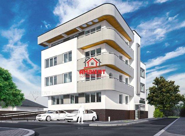 Apartament NOU cu 2 camere, zona TRAIAN (*233) - imaginea 1