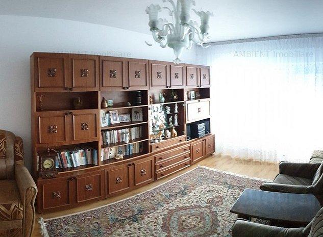 Apartament 3 camere, zona Cartier - Scandurica; - imaginea 1