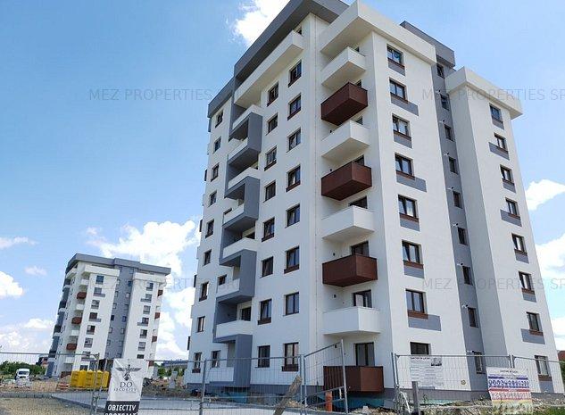 Apartament 3 camere bloc nou Calea Bucuresti plata in 96 transe - imaginea 1