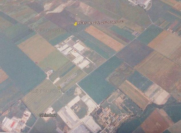 Teren 5,28 ha, Ghimbav - imaginea 1