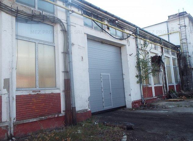 Hala depozitare/productie Uzina 1 - imaginea 1