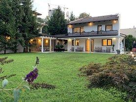 Casa de închiriat 7 camere, în Bucureşti, zona P-ta Presei Libere