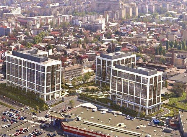 Inchirieri birouri clasa A - Business Garden Bucharest - imaginea 1
