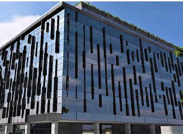 Spatii de birouri clasa A in cladire noua - de la 500 mp - imaginea 1