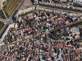 Teren constructii de vânzare, în Bucureşti, zona Coşbuc
