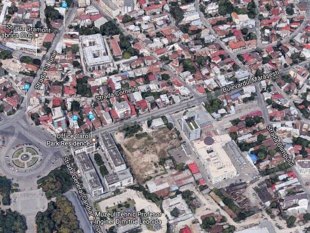 VANZARE TEREN PARCUL CAROL MARASESTI | 8835 MP - imaginea 1