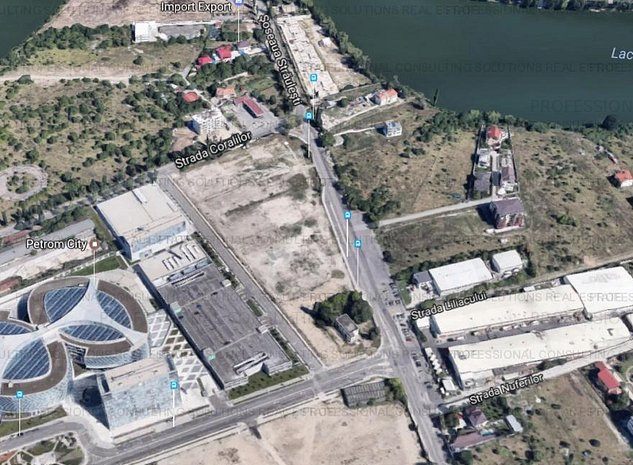 TEREN STRAULESTI PETROM CITY | 1500 MP - imaginea 1