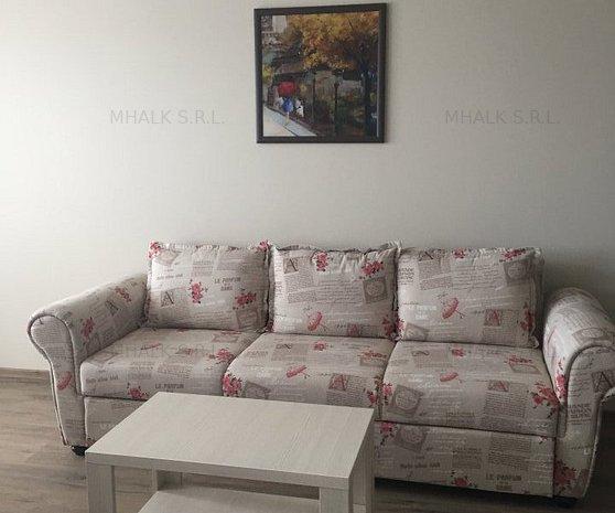 Apartament nou cu 2 camere, finisat modern, zona Scortarilor - imaginea 1