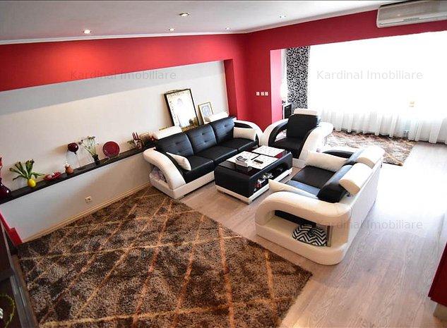 Apartament 4 camere mobilat,Zona ITC,Brasov - imaginea 1