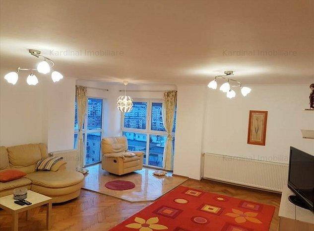 Apartament 3 camere decomandat mobilat,I.T.C.,Brasov - imaginea 1