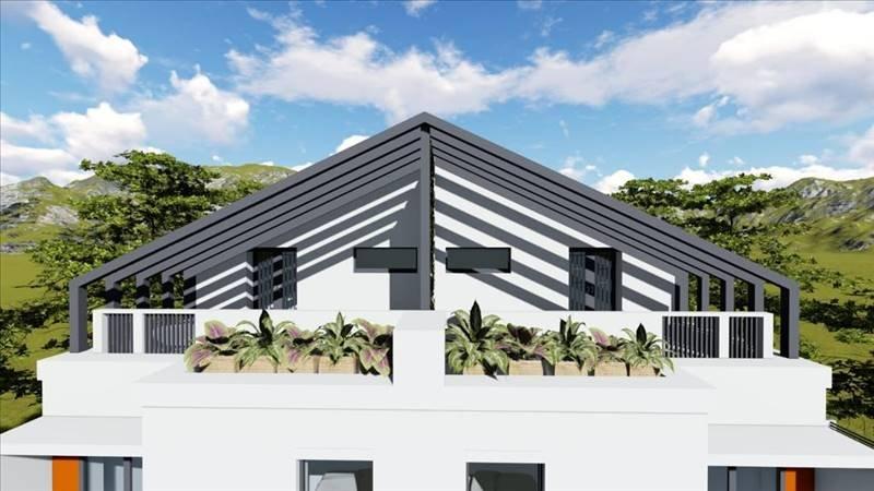 Casa tip duplex, toate utilitatile, Zona Primaverii, Sanpetru.