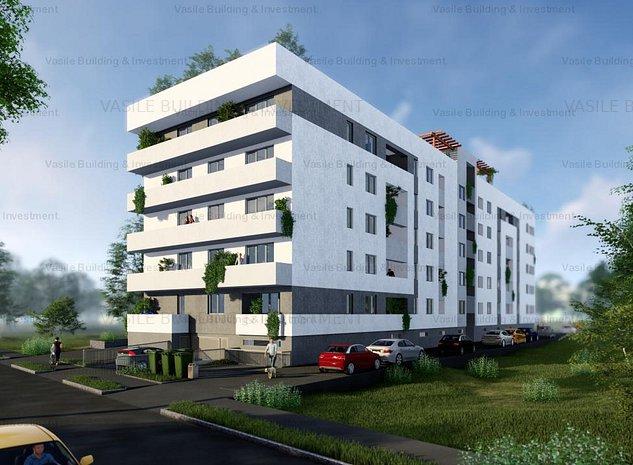 Apartament tip STODIO, zona Theodor Pallady - imaginea 1