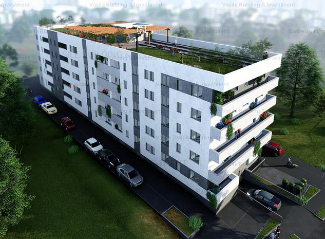 Apartament 3 camere, Cartier Titan - imaginea 1