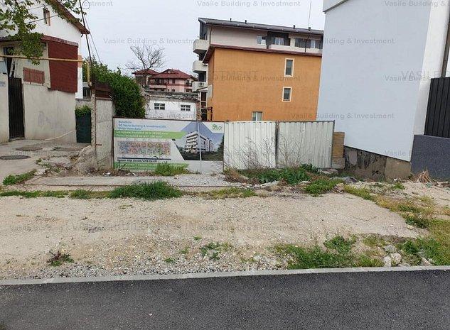 Vanzare teren constructii, Str. Nicolae Grigorescu nr. 103, sector 3 - imaginea 1