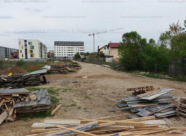 Vanzare teren constructii, Str. Drumul Gura Fagetului nr. 24, sector 3 - imaginea 1