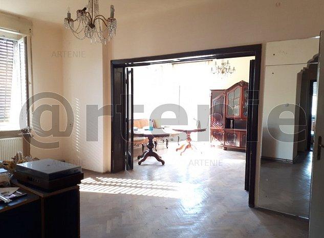 Pache Protopopescu - Pro TV - Calea Calarasilor etaj in vila, 5 camere. - imaginea 1