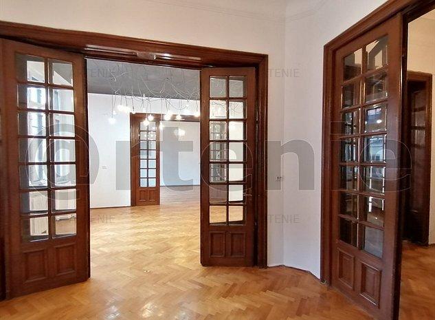 Dacia etaj in vila 5 camere/190mp birouri/showroom - imaginea 1