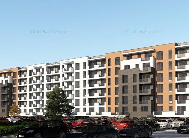 Oferta! Apartament 2 camere -ansamblu nou-Ideal Residence Uverturii - imaginea 1