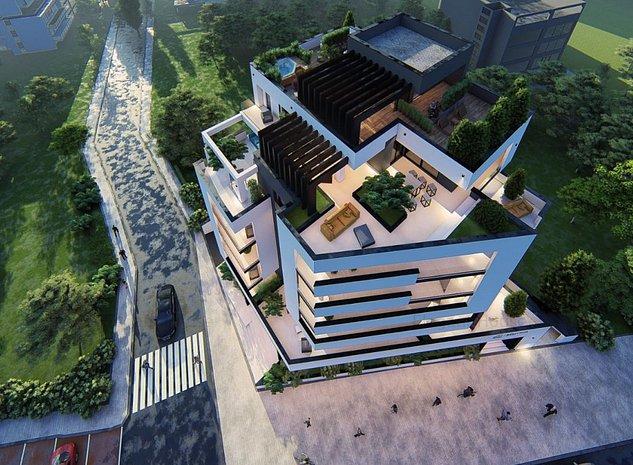 Penthouse Elegant House - imaginea 1