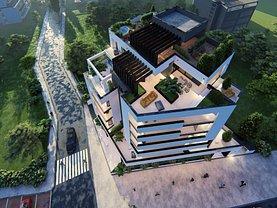 Penthouse de vânzare 3 camere, în Brasov, zona Centrul Civic